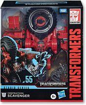 Hasbro Transformers Studio Series #55 Leader Class Scavenger Action Figure - $84.00