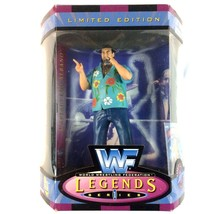 Captain Lou Albano WWF Jakks Figure Legends Series 1 1997 WWE Hall of Fame - $24.70