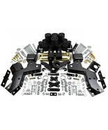 "For 95-98 Chevrolet K1500 4X4 Blk 6"" Front + 4.5"" Inch Rear Lift Kit PRO - $477.95"