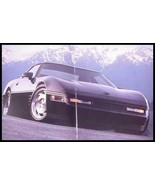 1994 Chevy Corvette, ZR-1 Prestige Brochure w/ Envelope MINT NOS GM  94 - $11.88