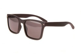 New Premium Wooden Polarized Ebony Silverbell Sunglasses 53mm with Grey ... - $39.55