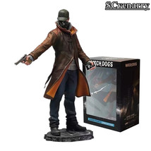 Watch Dogs Aiden Pearce PVC Action Figure Model Toy Gift 24cm - $38.70