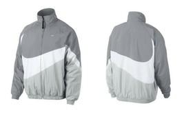 Nike Sportswear NSW Men's Swoosh Logo Woven Windbreaker Jacket, Sz XXL W... - $80.39