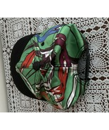 Brand NewTeenage Mutant Ninja Turtles Nickelodeon Hat Cap Snapback Gree... - £6.43 GBP