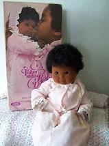 Raro Vintage 1975 Ideal Aa Bebé Dreams Aterciopelados Menta Cara,Brazos ... - $222.74