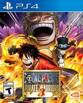 One Piece: Pirate Warriors 3 - PlayStation 4 [video game] - $89.07