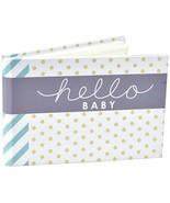 Hello Baby Brag Book Album Holds 40 Photos 4x6 Malden Designs - $9.89