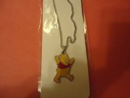 Winnie The Pooh Pendant Necklace Combined Shipping !!!! - $5.50