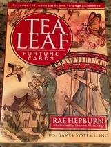 Tea Leaf Fortune Cards, Book and Drawstring Bag set NEW Sealed - $36.58