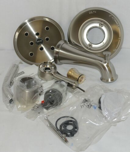 Primary image for Delta Linden 17 Series Shower Trim Stainless Steell T17493SS