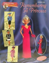 Remembering a Princess (Diana) by Annie Potter 10 Outfits 1999 for Barbie - $14.80