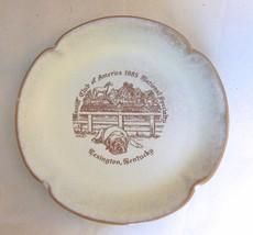 "Vintage Award Plate Mastiff Club of America 1985 Lexington Ky USA 7"" - $23.00"