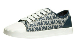 NWOB MICHAEL KORS ~Size 9.5~ MK City MK Logo Sneakers Shoes Lace-up New ... - $62.99