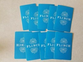 Replacement Game Parts 1963 Flinch Card Game Card Replacement Cards you pick 10 - $2.99