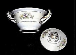 Noritake China - JapanCARMELA 4732AB 338-K Replacement Vintage  Sugar Bowl image 2