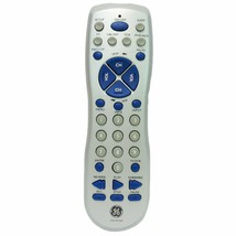 Ge RM24930 4 Device Universal Remote Control For Tv, CBL/SAT, Vcr. DVD/AUX - $8.29
