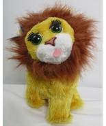 FurReal Friends Roarin My Bouncin Lion Talking Interactive Stuffed Anima... - $4.95