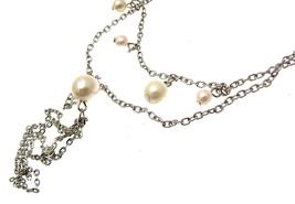 Necklaces For Women Statement Necklaces Faux Pearl Necklaces - $14.36