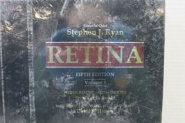 New Sealed Retina Fifth Edition Volume l Stephen J. Ryan HC Hardcover image 3