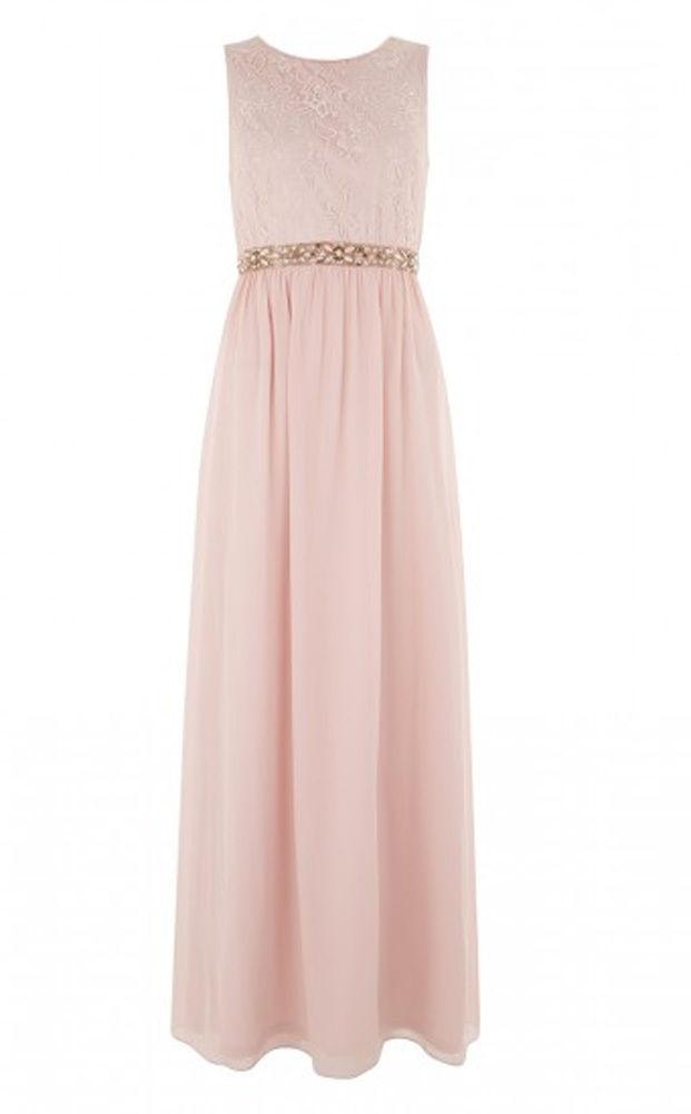 MONSOON Maeve Hand-Embellished Maxi Dress BNWT