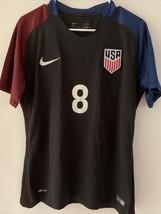 Team USA Nike #8 Clint Dempsey Dri-Fit Soccer Jersey T Shirt 2016 - $34.64