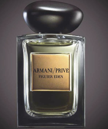 FIGUIER EDEN by Armani/Prive 5ml Travel Spray Perfume FIG AMBER TEA Unisex