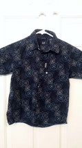 Boy's Size 4 Gap Short Sleeve Button Shirt - $2.93