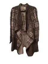 Marla Wayne Ladies Purple Sweater Carnigen - $32.62