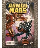 Armor Wars #1/2 Toys R Us Variant 2015 Marvel Modern Age Comic Book - Hi... - $24.50