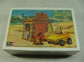 BIG DADDY ED ROTH SURFIT WITH TIKI HUT MODEL KIT HOT ROD FACTORY SEALED ... - $19.79