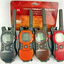 Motorola Talkabout Two Way Radio MJ Series KEM-PK14190-74 22 Channel Two... - $59.99