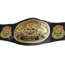 Stone Cold Smoking Skull World Heavyweight Champion Replica Belt 4mm image 4