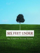 SIX FEET UNDER - THE COMPLETE SECOND SEASON NEW DVD - $71.20