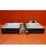 Nakamichi CD-45z+MD-30z CD / Md Reproductor Set 1 Din - $625.92