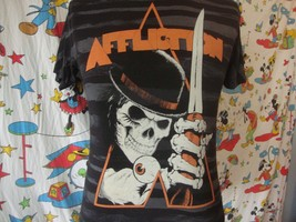 Affliction Signature Music Series THE ADICTS T Shirt Sz S - $39.54
