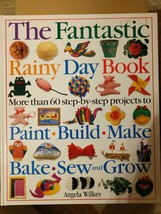 Fantastic Rainy Day Activity Book Angela Wilkes 2001 HC Crafts projects ... - $4.96