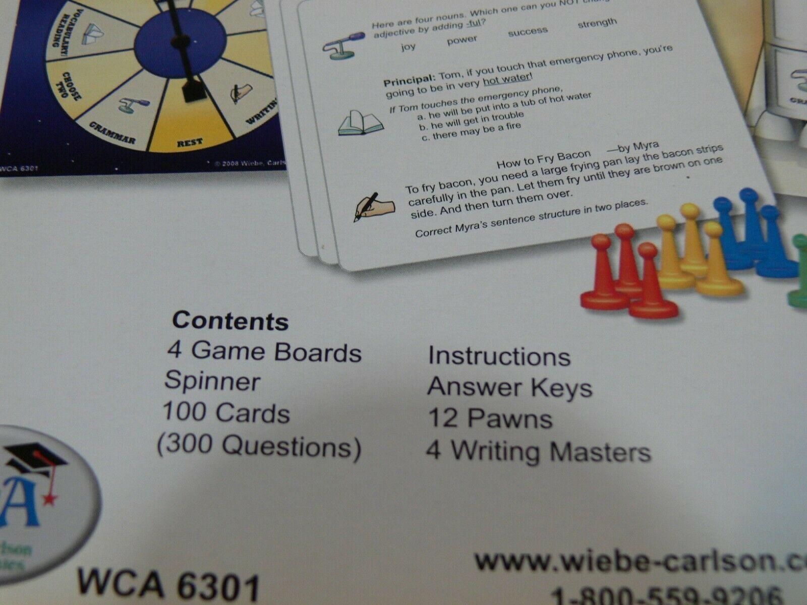 Language Launch Rocket Educational Game - ELL ESL Grammar Vocabulary Writing ek image 5