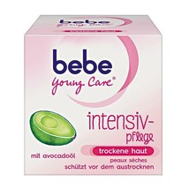 Bebe Young Care Care face cream avocado oil and shea butter Dry Skin-FRE... - $13.85