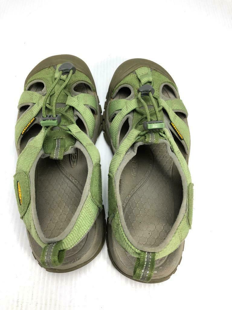 Keen Venice H2 water sandals in green womens 8 image 7