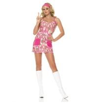 Retro Peace Sheath Dress Costumes - $39.00