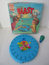 Vintage 1973 The Game of Blast Ideal Complete All Corners Intact USA - $12.19