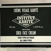 Institut Karite Paris Shea  Face Cream 50 ml.   Made in France - $19.75