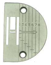 237 Throat Plate Needle Plate 352105-840 Designed To Fit Singer - $7.48