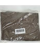 JOHN BLAIR Men's Pants Size 40L Brown Stitched Pocket NEW 100% Cotton #4... - $25.99
