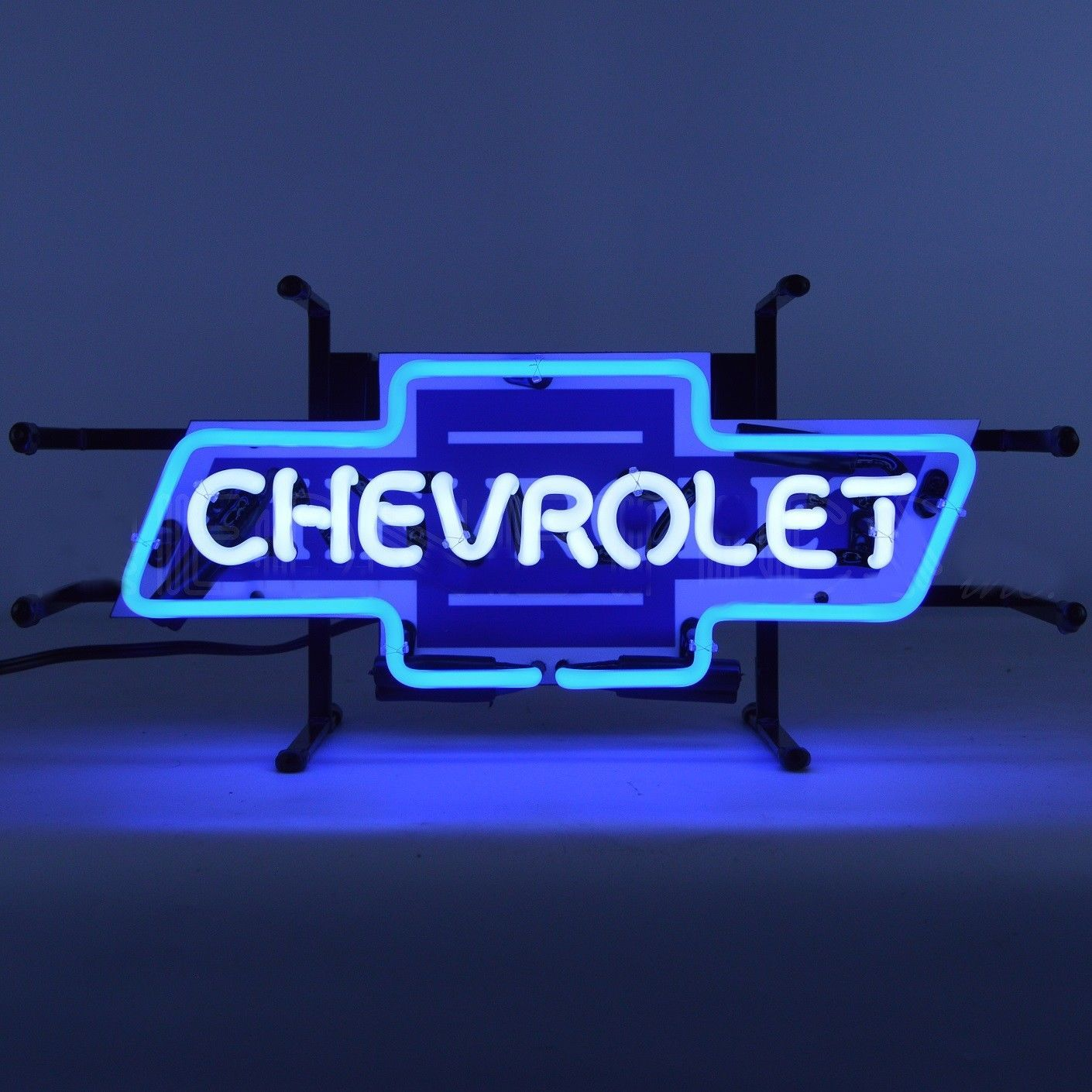 Chevrolet Bowtie Neon Sign - 17″W X 7″H X and 50 similar items
