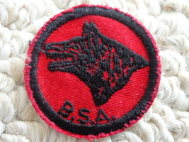 Wolf Boy Scouts of America Cloth Patch (#1848) - $4.99