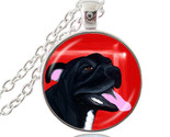 American pitbull terrier pet puppy rescue pendant bulldog jewelry for animal lover thumb155 crop