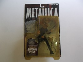Jason Newsted Action Figure Metallica Harvesters of Sorrow McFarlane Toy... - $39.00