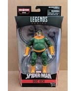 """Marvel Legends Spider-Man Doc Ock BAF Sp/Dr Wave 6"""" Action Figure - New - $24.95"""
