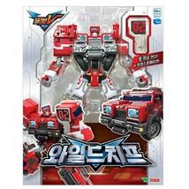 Tobot Wild Chief Trasforming Action Figure Toy Tobot Season 3